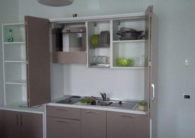 monoblocco cucina mini alloggi