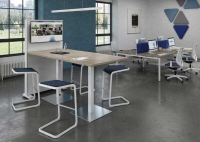 realizzazione contract per uffici